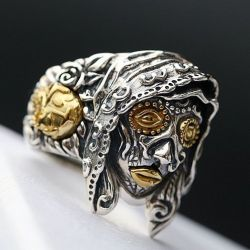 Sorceress Design Engagement Ring