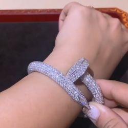 Special Design With Encrusted Details Bracelet